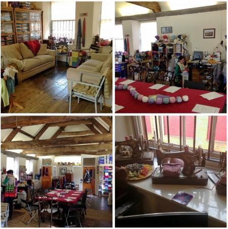 The Knit Studio – Workshop