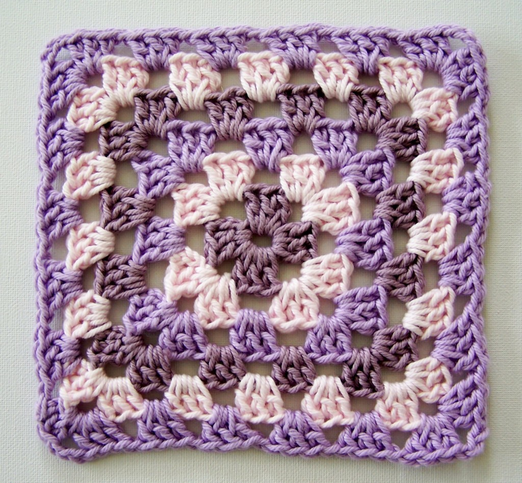 Granny Square ? Made With Loops