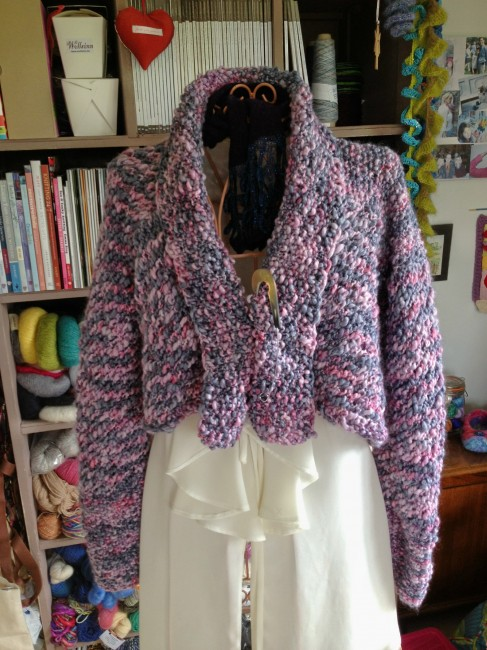 Two way Cardigan 1