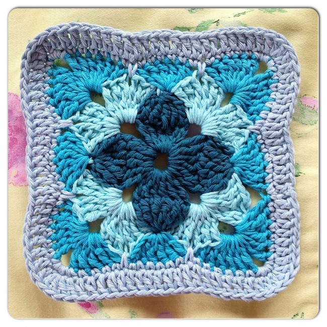 Haakpatroon Granny Square