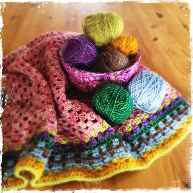 nordic shawl – a journey
