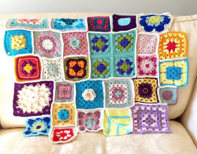 the 'homely blanket' quest – last square