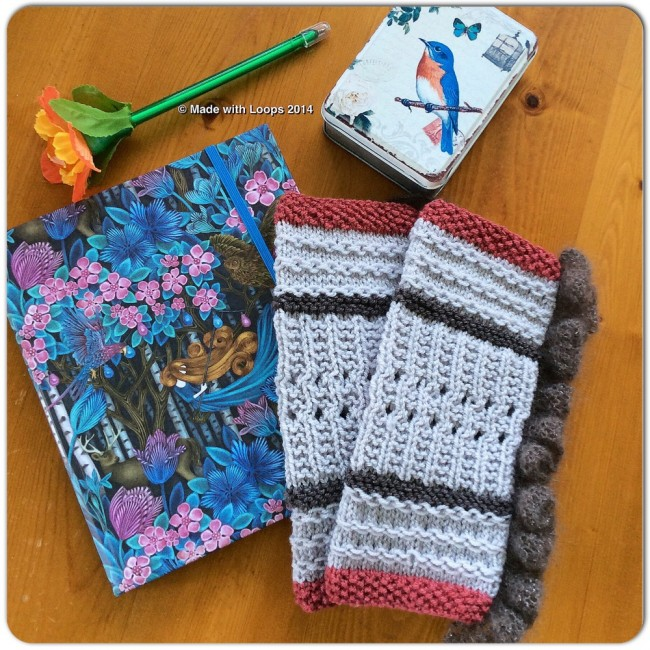 chatel warmers – a free pattern
