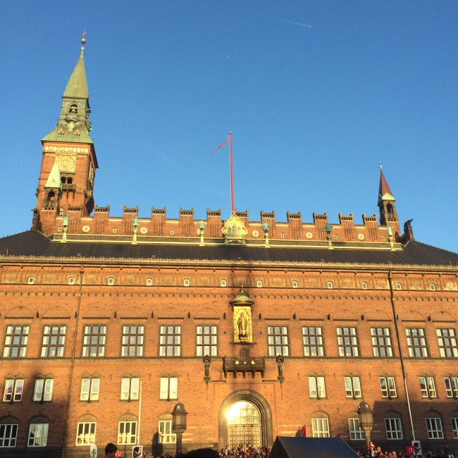 Radhus (City Hall)