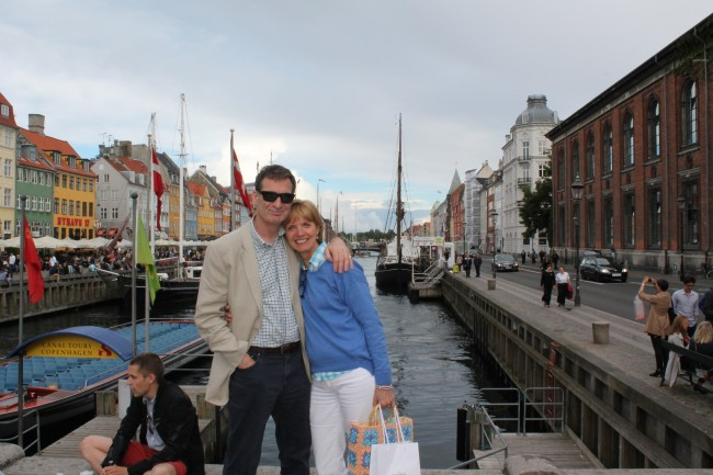 Nyhavn - New Harbour