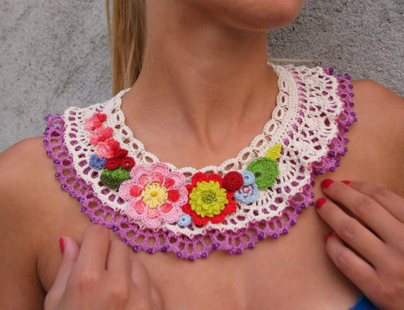Biljana Kovale Necklace - purchase from her Etsy Shop
