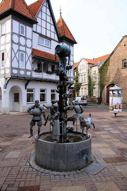 Kanzler Brunnen