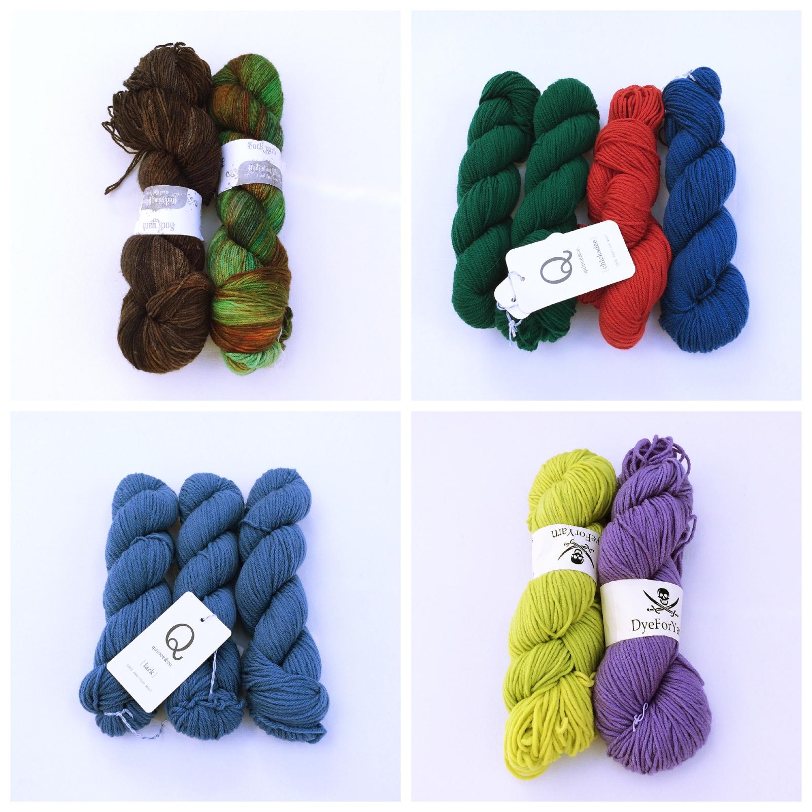Luscious Yarn