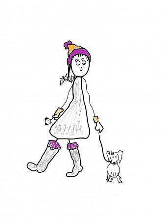 Lola Dog Lead