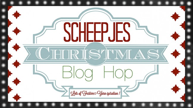 Scheepjes festive blog hop button