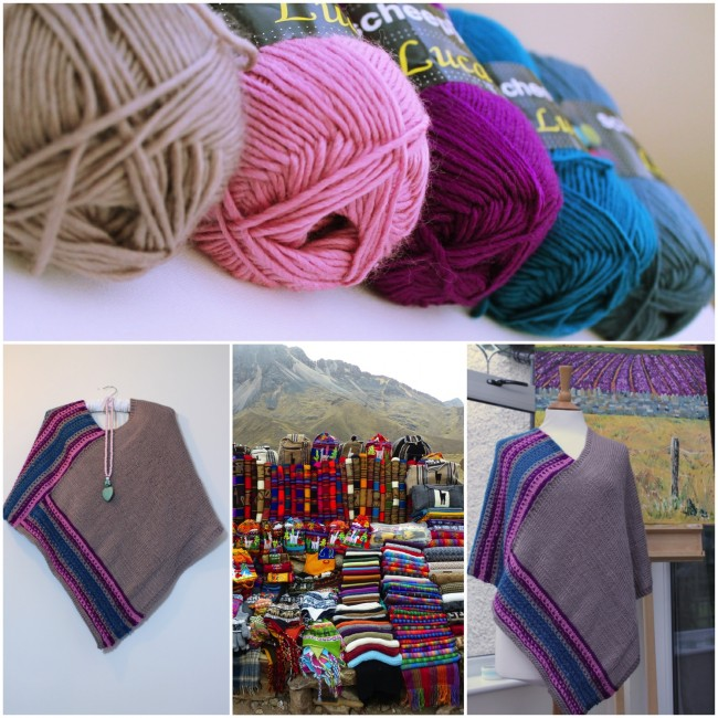 Poncho Collage 3