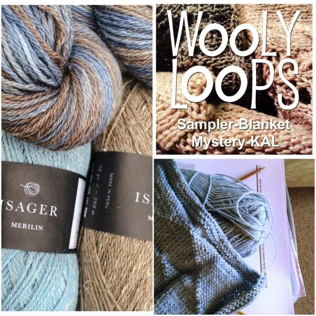 WoolyLoops Collage