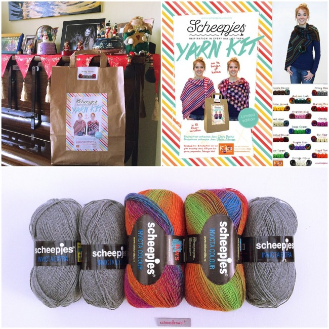 Yarn Kit Collage