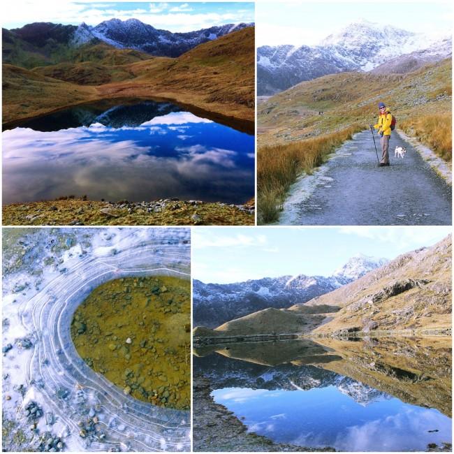 Snowdon Collage 2