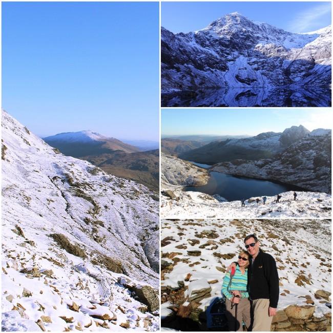 Snowdon Collage 3