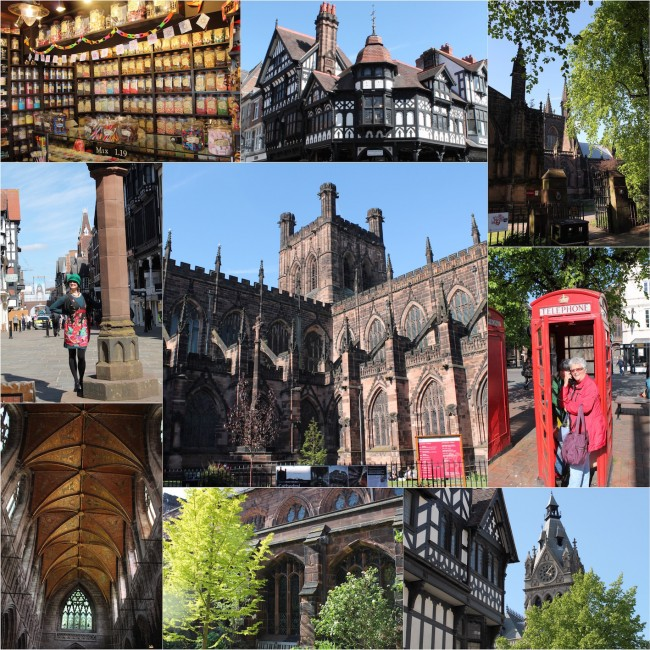 Chester Collage