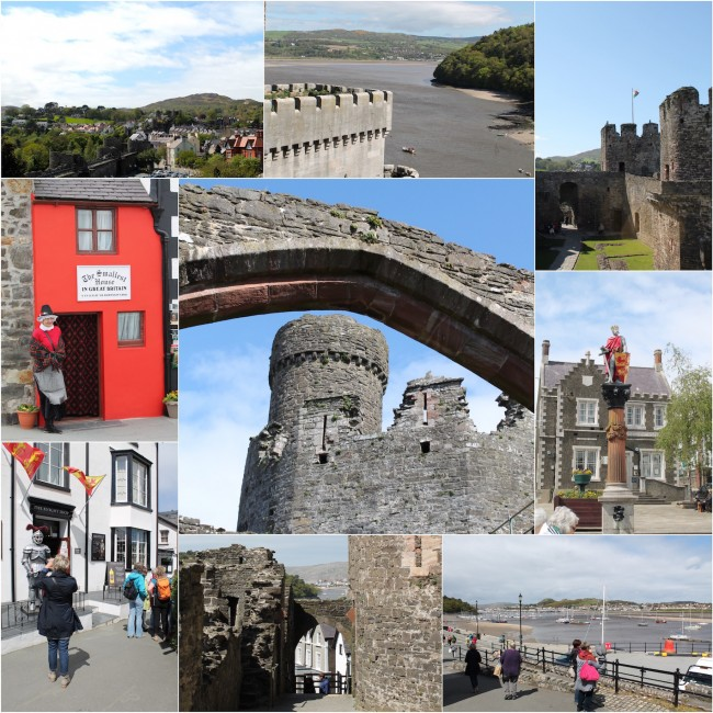 Conwy Collage