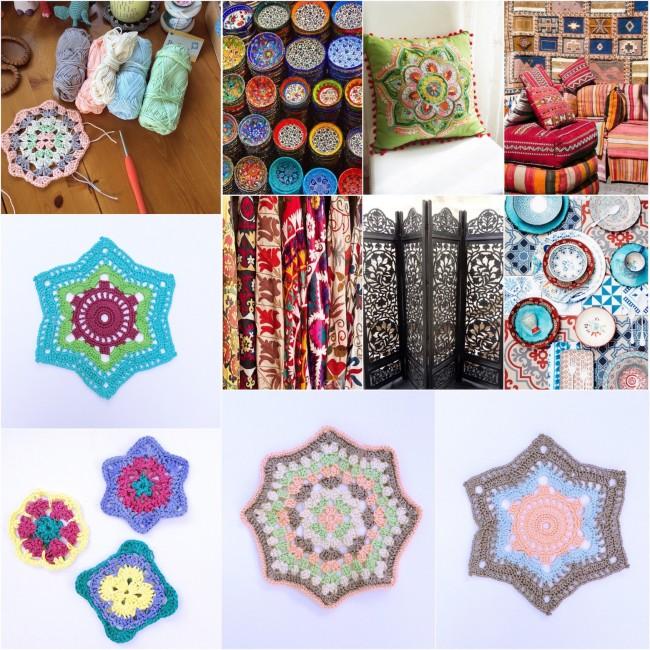 #crochet #starmotif #madewithloops #turkey