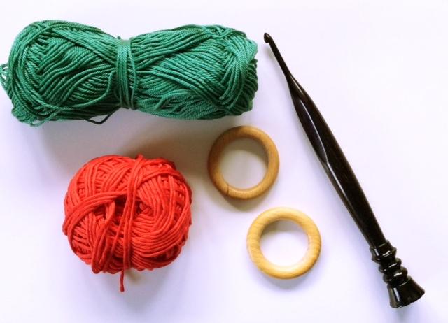 #crochetwreath #madewithloops