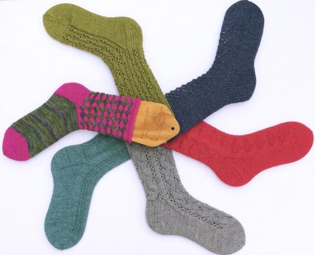 #www.madewithloops.co.uk #sockknitting #alittlebookofsox