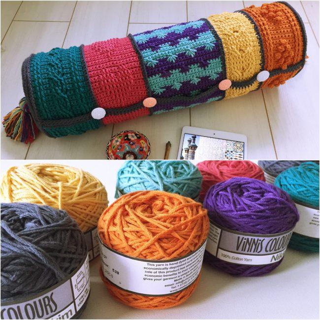 #crochetalong #turkishdelight #madewithloops