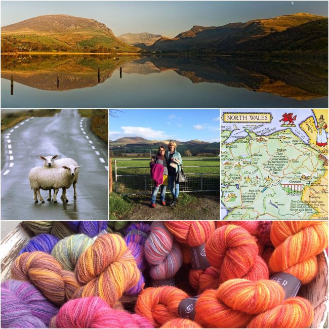 #knitting retreat #wales #madewithloops