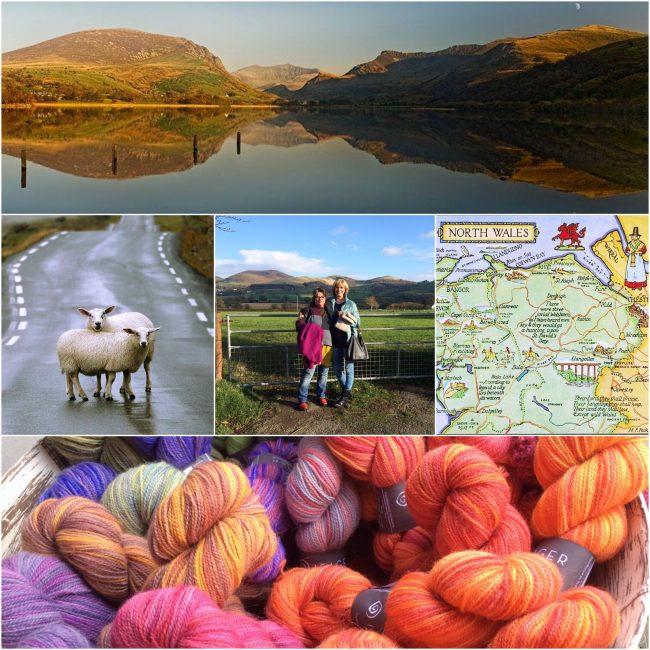 #knitting retreat #wales #madewithloops