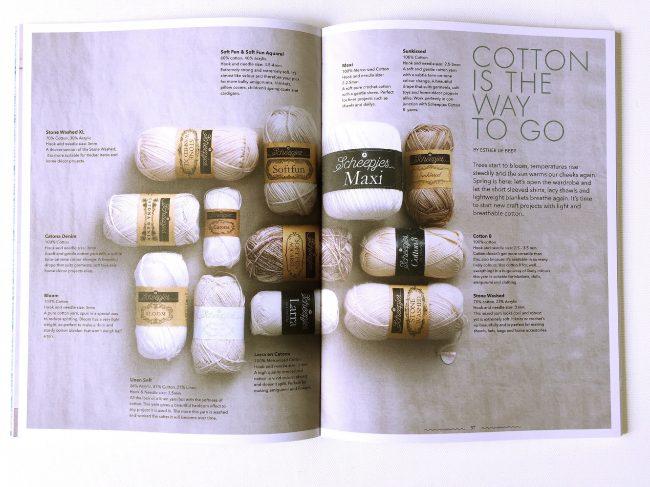 #madewithloops #scheepjes #yarnmagazine