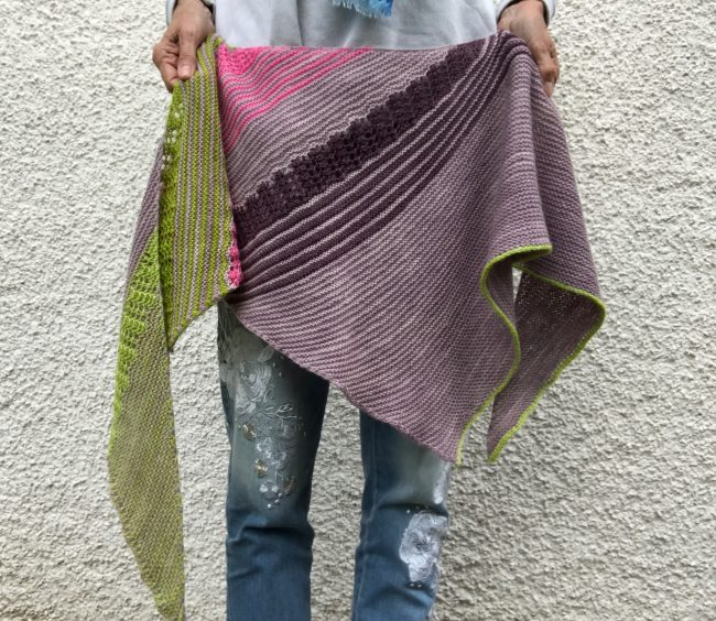 #hellosummershawl #madewithloops.co.uk