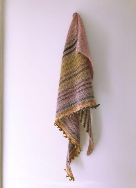 #cloud shawl #knitting #madewithloops.co.uk