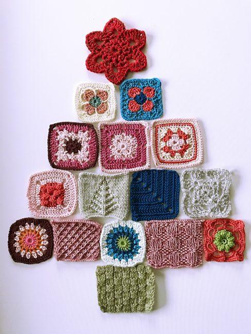 #christmastree www.madewithloops.co.uk