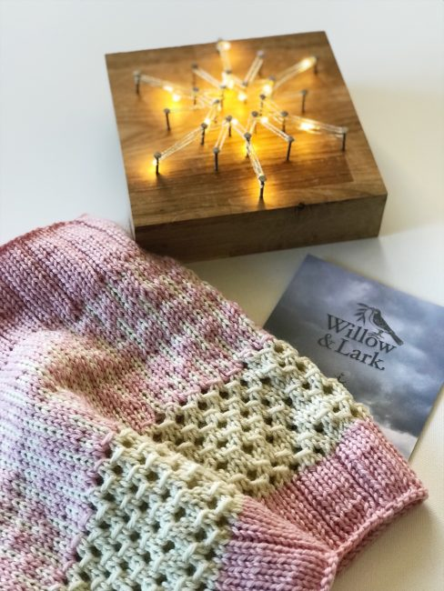 #made with loops.co.uk #willow and lark #icicles cowl
