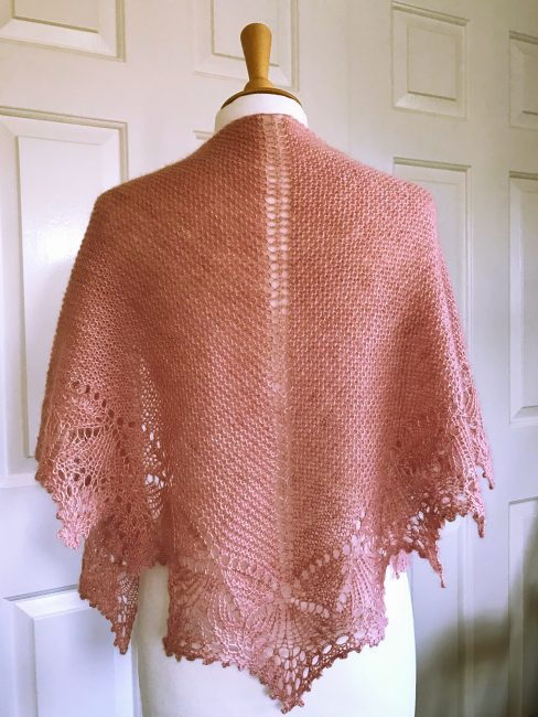 #kyoto shawl #kokon yarn #sandnes yarn #www.madewithloops.co.uk