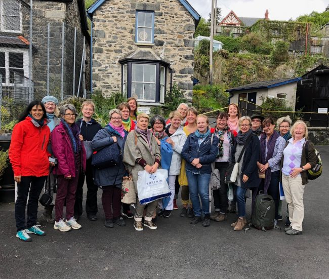 wales retreat 2018 – last day & departure