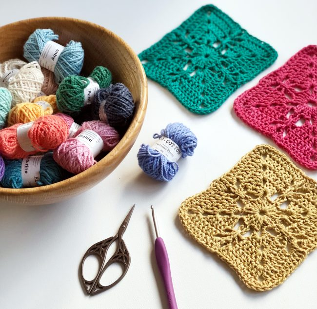 #madewithloops.co.uk #nurturingfibres.com #mayacrosssquare #crochetsquare