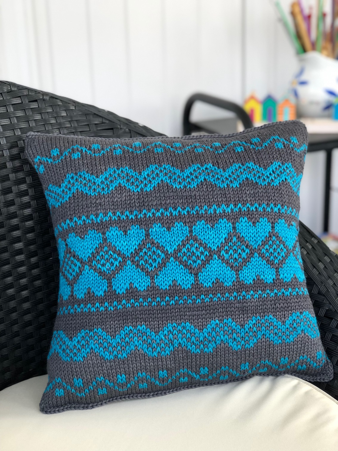 Mutti's Cushion