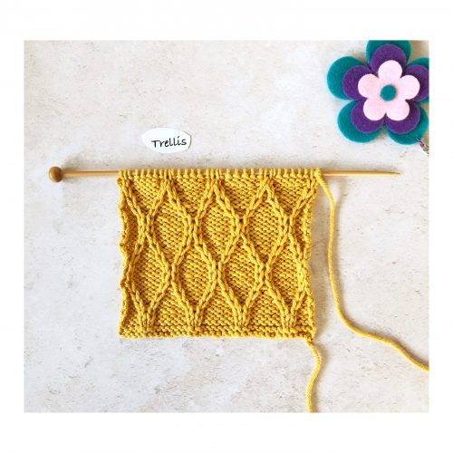 Stitches – Week 7 – Trellis