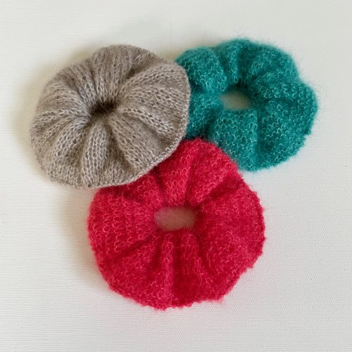 Get ready for Summer with these Scrunchies